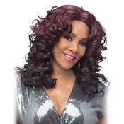 Vivica Fox Synthetic Lace Front Wig Natural Baby Hair Serenity