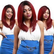 New Born Free  Synthetic Lace Front Wig 4X4 XL Magic Lace UShape Lace Wig MLU02
