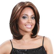 Bobbi Boss Synthetic Lace Front Wig MLF35 Scarlet