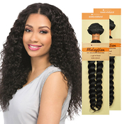 Sensationnel Unprocessed Malaysian Virgin Remy Human Hair Weave Bare AMP; Natural French Twist