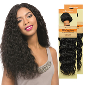 Sensationnel Unprocessed Malaysian Virgin Remy Human Hair Weave Bare AMP; Natural Spanish Wave