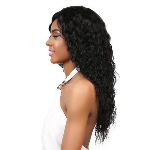 Sensationnel unprocessed malaysian virgin remy human hair weave hair color shown 1b pmusecretfo Choice Image