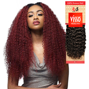 Bobbi Boss Human Hair Weave Visso Persian Jerry Curl
