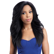 ModelModel Equal Synthetic Hair Wig Deep Invisible L Part Jinni
