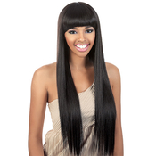 Beshe Remy Human Hair Blend Wig HQJoy