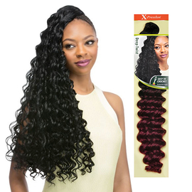 Crochet Xpression Hair : Outre Synthetic Hair Crochet Braids X-Pression Braid Deep Twist 24 ...