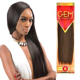 Outre human hair weave gem yaki samsbeauty samsbeauty hair color shown 1b samsbeauty pmusecretfo Images