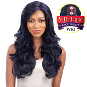 FreeTress Equal Synthetic Lace Front Wig Silk Base Natural