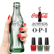 OPI 100 Years of the CocaCola Bottle Limited Edition Nail Lacquer