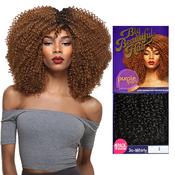 Outre Human Hair Blend Weave Premium Purple Pack 1 Pack Solution Big Beautiful Hair 3CWhirly