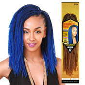 Royal Zury Synthetic Hair Crochet Braids Senegalese Twist 12