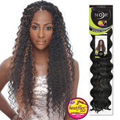 Janet Collection Synthetic Hair Corchet Braids Noir Deep Twist Braid