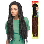 Outre Synthetic Hair Crochet Braids XPression Braid Senegalese Twist Large
