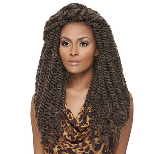 HALEM125 Synthetic Hair Crochet Braids African Braid Durban Twist 18 ...
