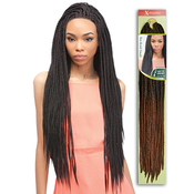 Outre Synthetic Hair Crochet Braids XPression Braids Box Braid Small