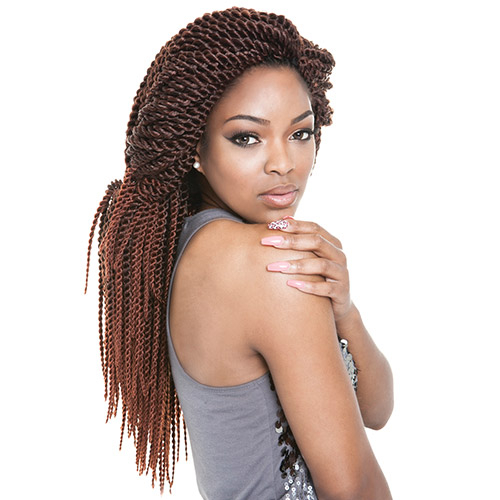 Crochet Braids Remy Hair : ISIS Synthetic Hair Crochet Braid Faux Remi Senegalese Bundle Soft ...