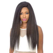 Diana Synthetic Hair Lace Front Wig Pure Natural Deep Part Lace Egyptian Girl 30