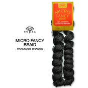 Sepia Collection Synthetic Hair Braids Micro Fancy Braid
