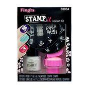 Fingrs Stamp It Nail Art Kit