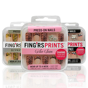 Fingrs Prints PressOn Nails