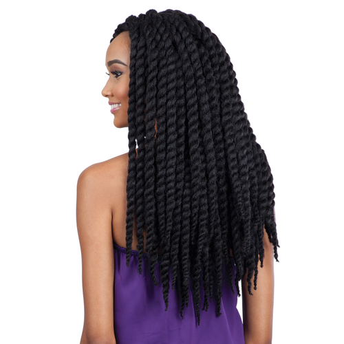Crochet Jumbo Braids : ... Synthetic Hair Crochet Braids Jamaican Jumbo Twist - SamsBeauty