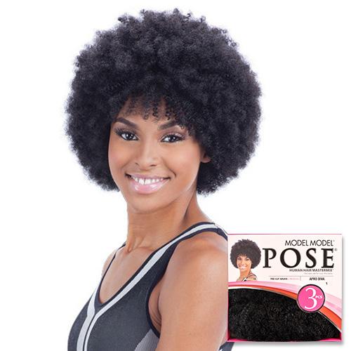 Modelmodel human hair blend weave pose afro diva samsbeauty pmusecretfo Images
