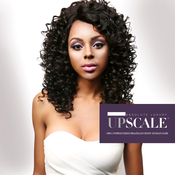 UpScale 100 Unprocessed Brazilian Virgin Remy Human Hair Lace Front Wig Natural Curly