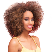 Janet Collection Synthetic Hair Wig Retro GlamAMP;Vibe U Type 4A Agnes Wig