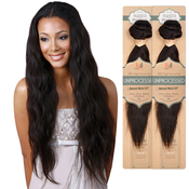 Bobbi Boss Unprocessed 100 Virgin Human Hair Weave Bonela Natural Wave