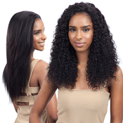 NAKED Nature Unprocessed Brazilian Virgin Remy Human Hair Weave Wet AMP; Wavy Deep Wave 7Pcs 141618 Silk Base Closure