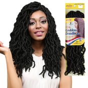 Amour Synthetic Kanekalon Crochet Braids Natty Goddess Dreadlocks 16