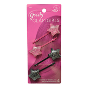 Goody Glam Girls Dazzle Dust Bobby Slides 4Pcs