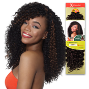 Outre Synthetic Hair Crochet Braids XPression Braid 4 In 1 Loop Bahamas Curl 14