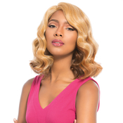 Sensationnel Synthetic Lace Front Wig Empress Edge Denise