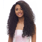 Harlem 125 Brazilian Natural Remy Human Hair Lace Front Wig Layer BL005