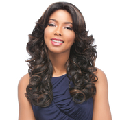 Sensationnel Synthetic Lace Front Wig Empress Edge Reese