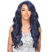 Royal Sis Synthetic Lace Front Wig Invisible C Part IVLace H Ari 24