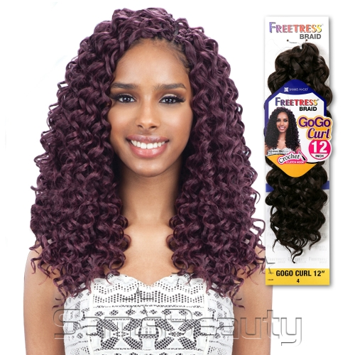 Freetress Crochet Hair Gogo Curl : braids synthetic hair synthetic hair braids