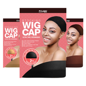 Studio Limited Perfect Fit Ultra Thin AMP; Expandable Stocking Wig Cap