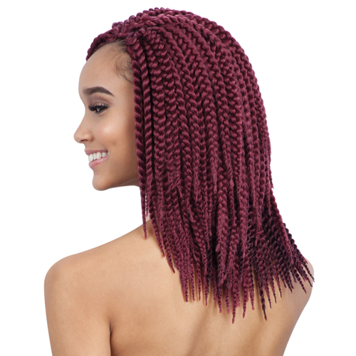 Crochet Box Braids Vs Regular Box Braids : ... Synthetic Hair Crochet Braids Epic Box Braid 10 - SamsBeauty