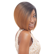 Janet Collection Human Hair Blend Lace Front Wig Brazilian Scent Lace Sarah