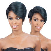 FreeTress Equal Synthetic Hair Wig Extreme Side Part Tanya