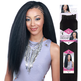 Bobbi Boss Synthetic Hair Crochet Braids Forever Nu Perm 18