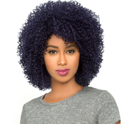 The Wig Brazilian Human Hair Blend Wig HHAfro Jerry