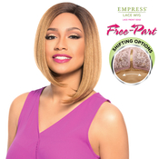 Sensationnel Synthetic Lace Front Wig Empress Edge 3Way Part Free Part Lace Wig Daisy