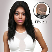 UpScale 100 Virgin Remi Human Hair Hand Made Full Lace Wig Body Wave 16