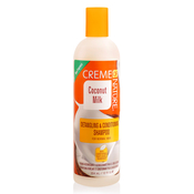 Creme Of Nature Coconut Milk Detangling AMP; Conditioning Shampoo 12oz