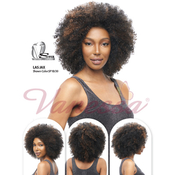 Vanessa Synthetic Hair Half Wig Express Super Weave Las Jax