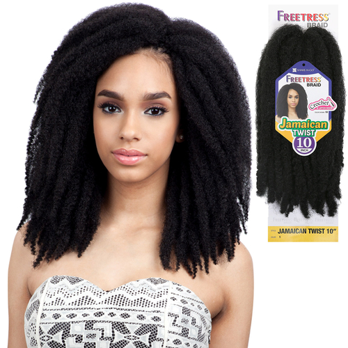 Jamaican Twists Hairstyles: Jamaican Twist Hairstyle