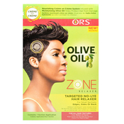 Organic Roots Stimulator Olive Oil Zone Targeted NoLye Hair Relaxer